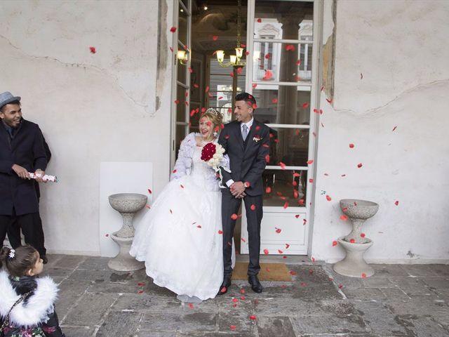 Il matrimonio di Ajoub e Amel a Turate, Como 9