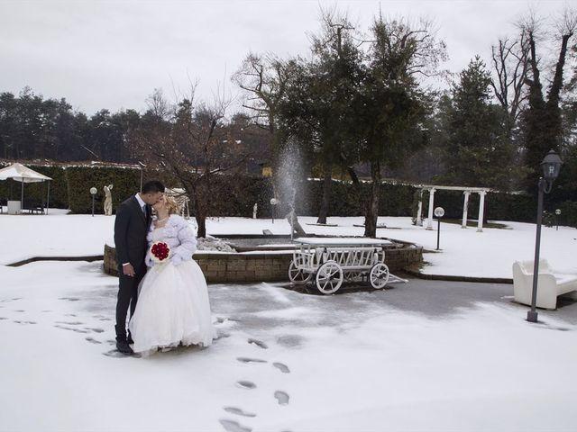 le nozze di Amel e Ajoub