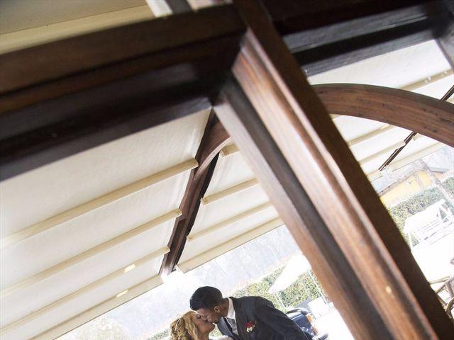 Il matrimonio di Ajoub e Amel a Turate, Como 18