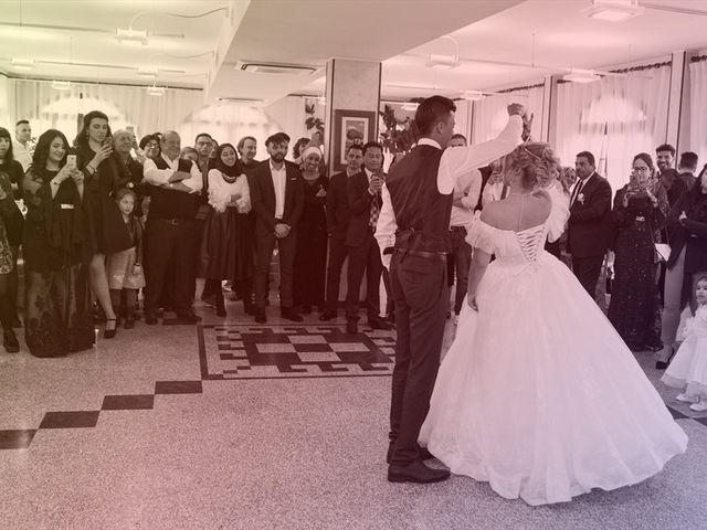 Il matrimonio di Ajoub e Amel a Turate, Como 19
