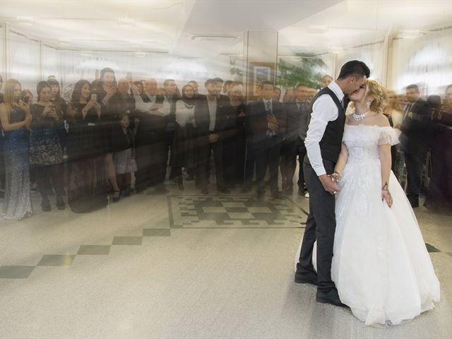 Il matrimonio di Ajoub e Amel a Turate, Como 20