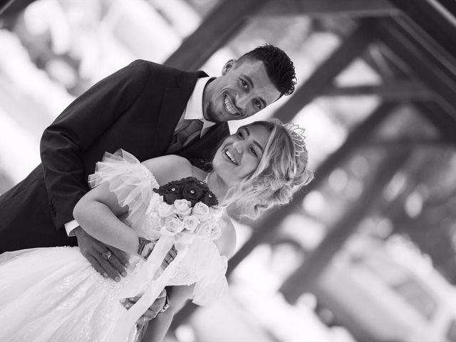 Il matrimonio di Ajoub e Amel a Turate, Como 22
