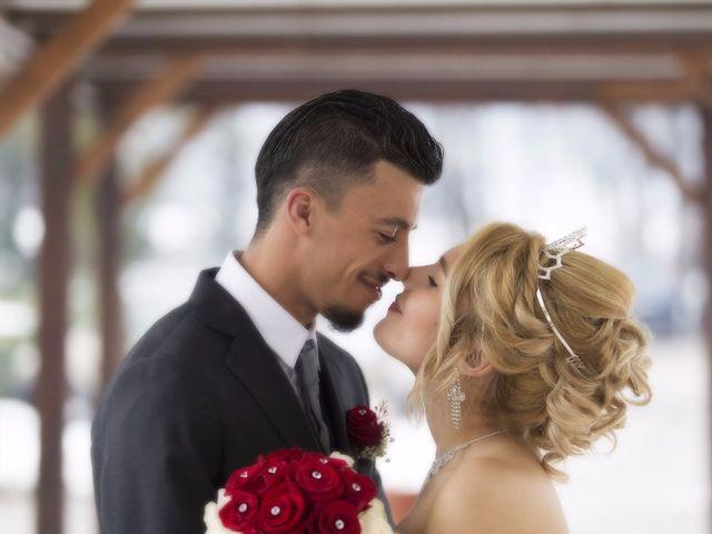 Il matrimonio di Ajoub e Amel a Turate, Como 25