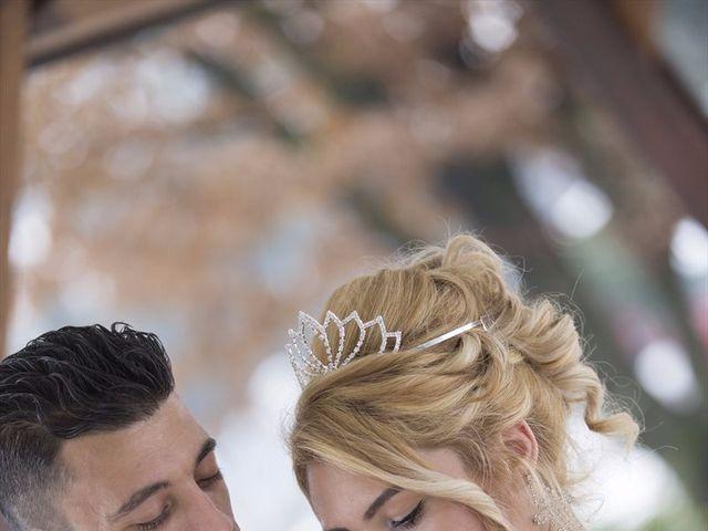 Il matrimonio di Ajoub e Amel a Turate, Como 26