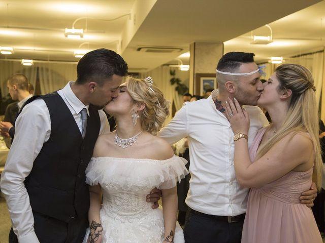 Il matrimonio di Ajoub e Amel a Turate, Como 34
