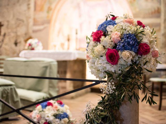 Il matrimonio di Cristiano e Fabiana a Bracciano, Roma 16