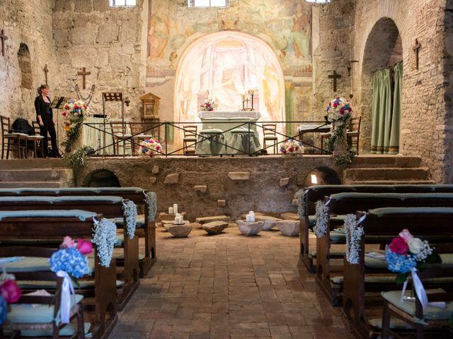 Il matrimonio di Cristiano e Fabiana a Bracciano, Roma 20