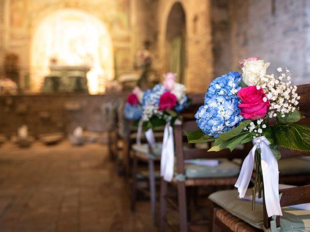 Il matrimonio di Cristiano e Fabiana a Bracciano, Roma 21