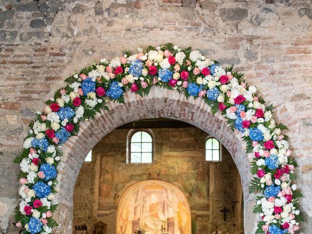 Il matrimonio di Cristiano e Fabiana a Bracciano, Roma 22