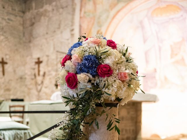 Il matrimonio di Cristiano e Fabiana a Bracciano, Roma 23