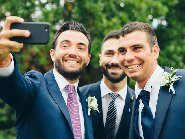Il matrimonio di Cristiano e Fabiana a Bracciano, Roma 25