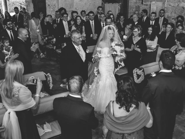 Il matrimonio di Cristiano e Fabiana a Bracciano, Roma 27