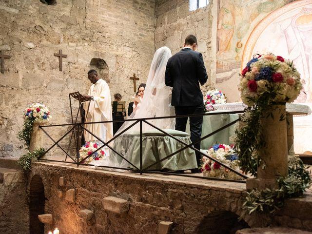 Il matrimonio di Cristiano e Fabiana a Bracciano, Roma 28