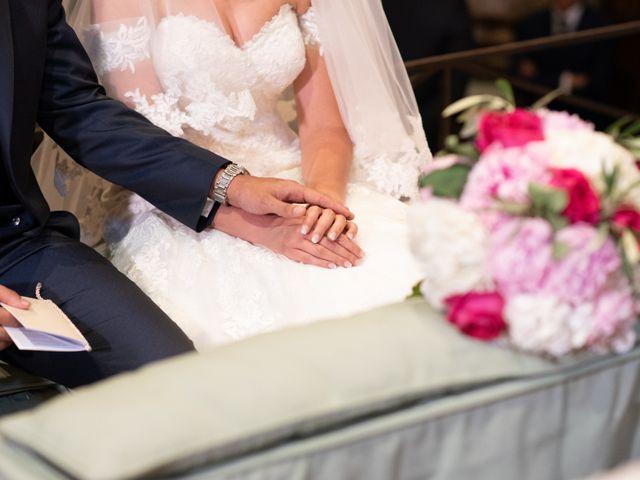 Il matrimonio di Cristiano e Fabiana a Bracciano, Roma 29