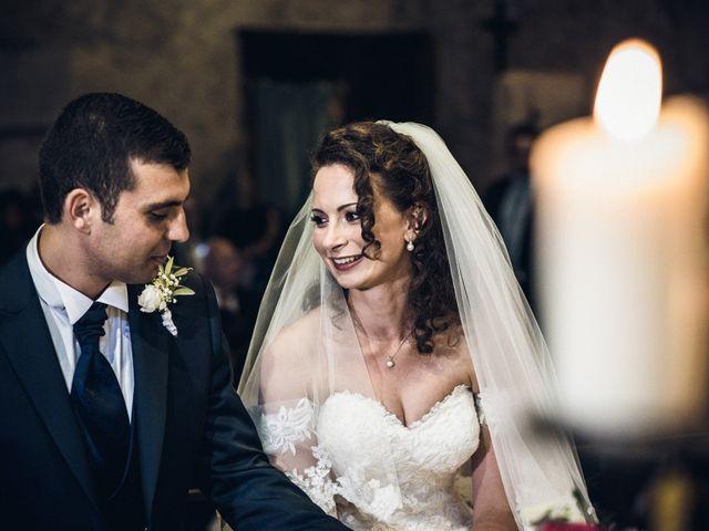 Il matrimonio di Cristiano e Fabiana a Bracciano, Roma 30