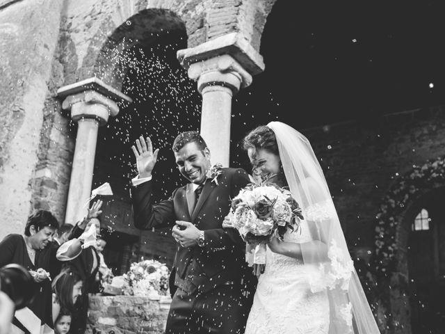 Il matrimonio di Cristiano e Fabiana a Bracciano, Roma 32
