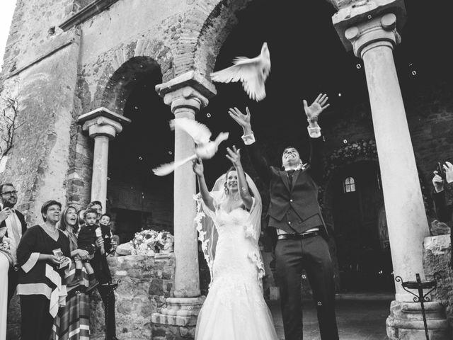 Il matrimonio di Cristiano e Fabiana a Bracciano, Roma 33
