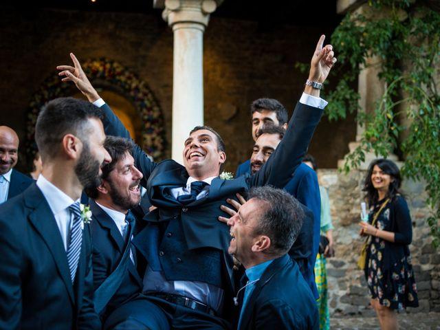 Il matrimonio di Cristiano e Fabiana a Bracciano, Roma 36