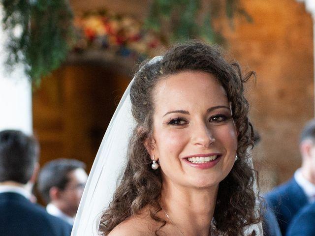 Il matrimonio di Cristiano e Fabiana a Bracciano, Roma 37