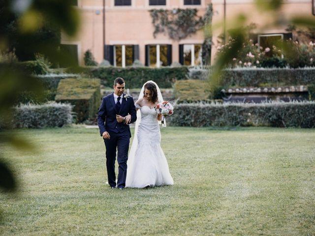 Il matrimonio di Cristiano e Fabiana a Bracciano, Roma 38