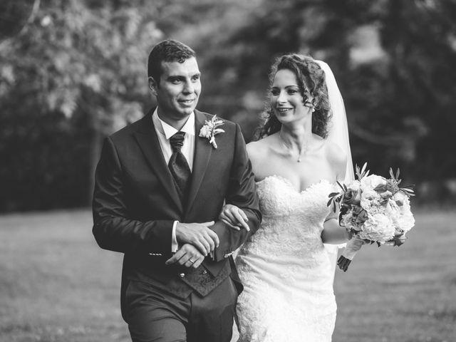 Il matrimonio di Cristiano e Fabiana a Bracciano, Roma 40