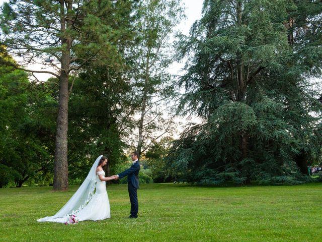 Il matrimonio di Cristiano e Fabiana a Bracciano, Roma 43
