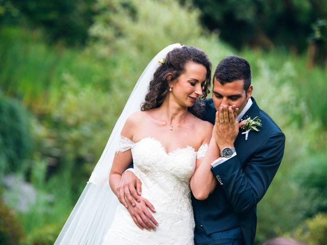 Il matrimonio di Cristiano e Fabiana a Bracciano, Roma 44