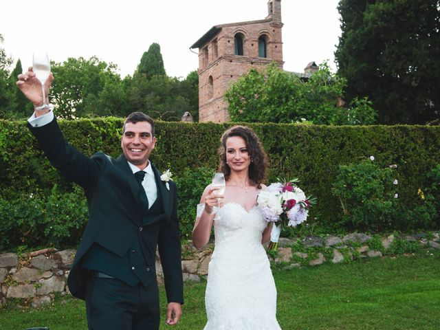 Il matrimonio di Cristiano e Fabiana a Bracciano, Roma 50