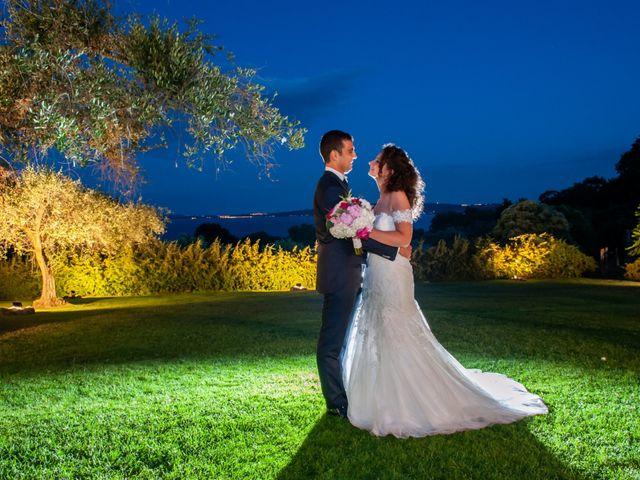 Il matrimonio di Cristiano e Fabiana a Bracciano, Roma 56