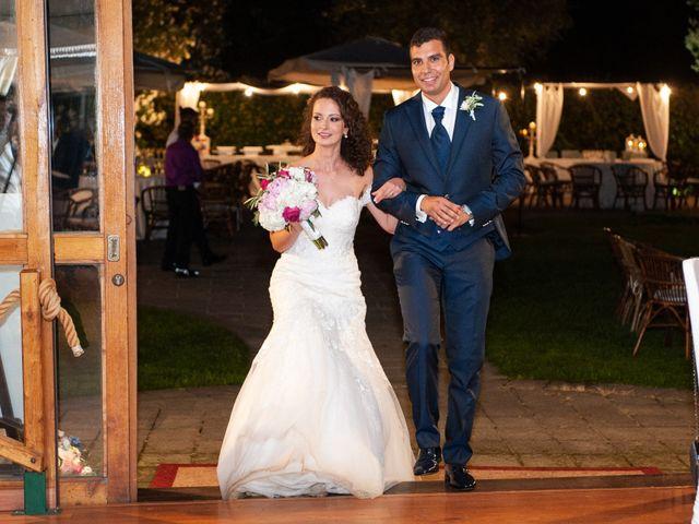 Il matrimonio di Cristiano e Fabiana a Bracciano, Roma 57