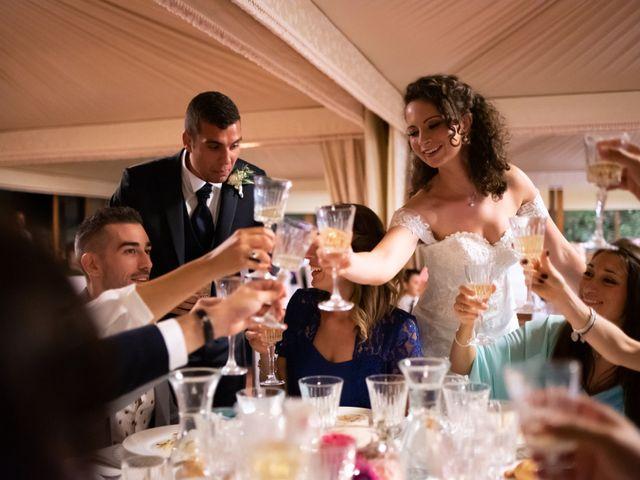 Il matrimonio di Cristiano e Fabiana a Bracciano, Roma 60
