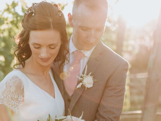 Le nozze di Karen e John