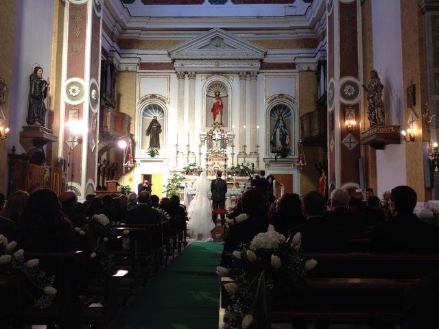 Il matrimonio di M. Linda e Matteo  a Cinisi, Palermo 3