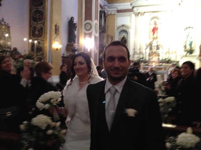 Il matrimonio di M. Linda e Matteo  a Cinisi, Palermo 4