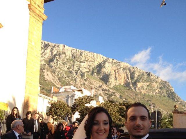 Il matrimonio di M. Linda e Matteo  a Cinisi, Palermo 5