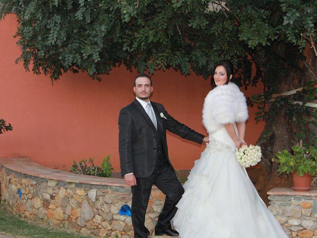 Il matrimonio di M. Linda e Matteo  a Cinisi, Palermo 2