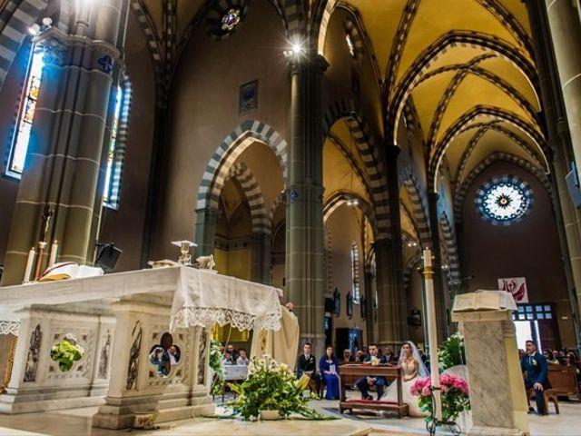 Il matrimonio di Gianluca e Irene a Livorno, Livorno 7