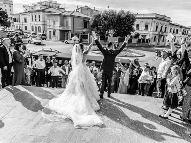 Il matrimonio di Gianluca e Irene a Livorno, Livorno 11