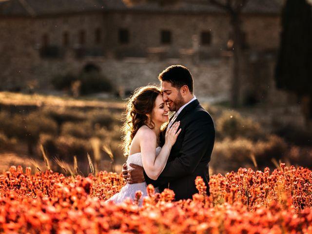 le nozze di Annalisa e Antonino