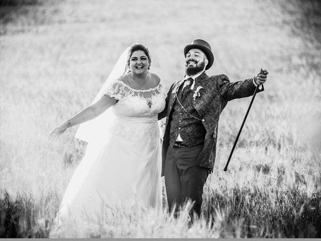 Le nozze di Francesca e Luigi