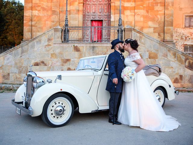 Il matrimonio di Luigi e Francesca a Corleone, Palermo 35