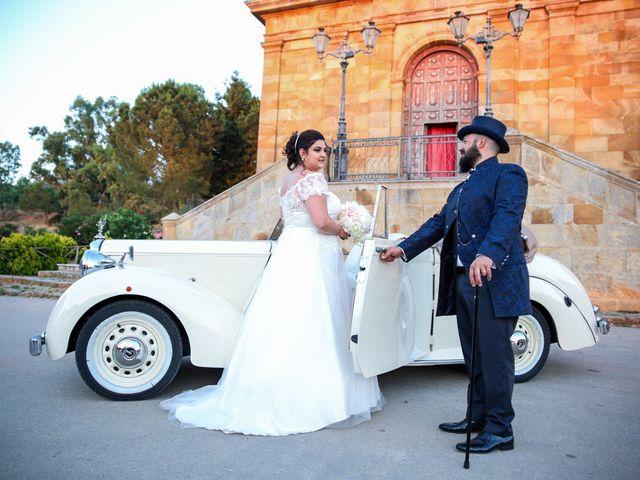 Il matrimonio di Luigi e Francesca a Corleone, Palermo 36