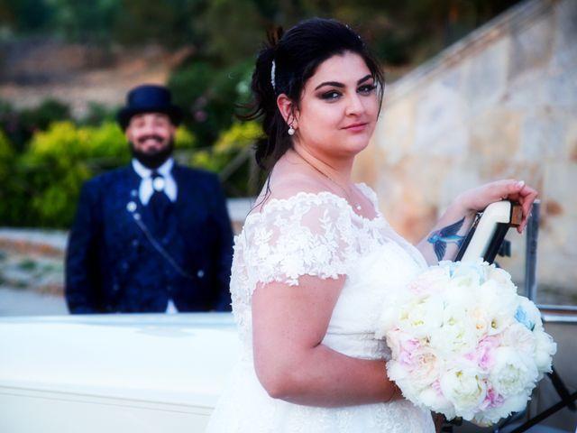 Il matrimonio di Luigi e Francesca a Corleone, Palermo 37