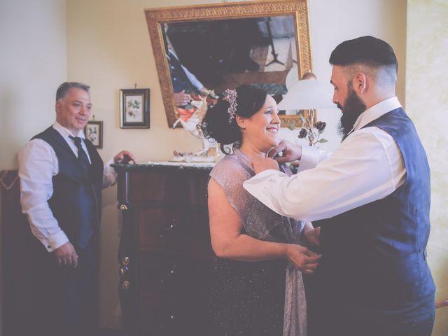 Il matrimonio di Luigi e Francesca a Corleone, Palermo 40