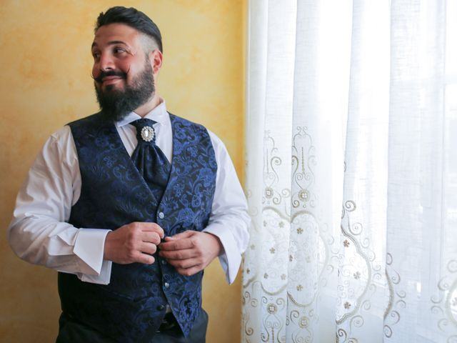 Il matrimonio di Luigi e Francesca a Corleone, Palermo 41