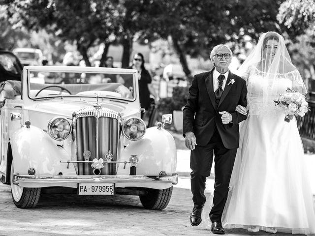 Il matrimonio di Luigi e Francesca a Corleone, Palermo 50
