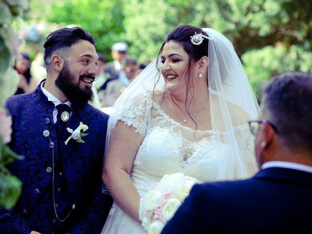 Il matrimonio di Luigi e Francesca a Corleone, Palermo 51