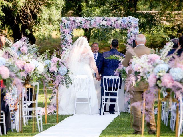 Il matrimonio di Luigi e Francesca a Corleone, Palermo 52