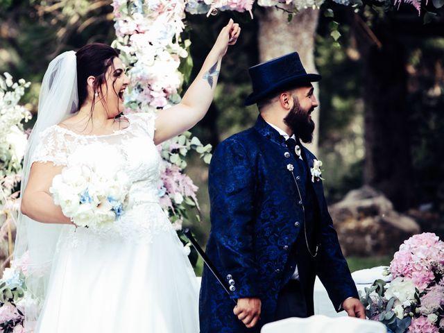 Il matrimonio di Luigi e Francesca a Corleone, Palermo 54