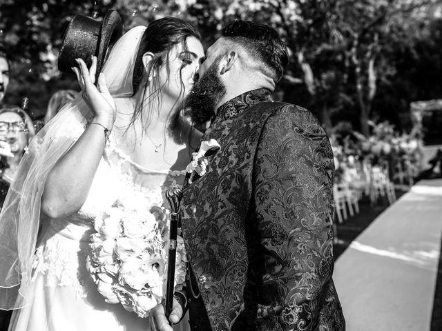 Il matrimonio di Luigi e Francesca a Corleone, Palermo 56